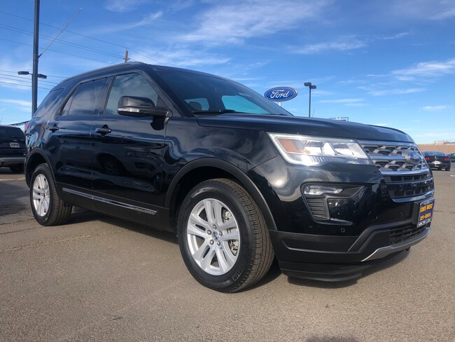 Used  2018 Ford Explorer XLT SUV for sale in Reno, NV
