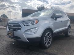 Used 2018 Ford EcoSport Titanium SUV MAJ6P1WL0JC216689 for sale in Reno, NV