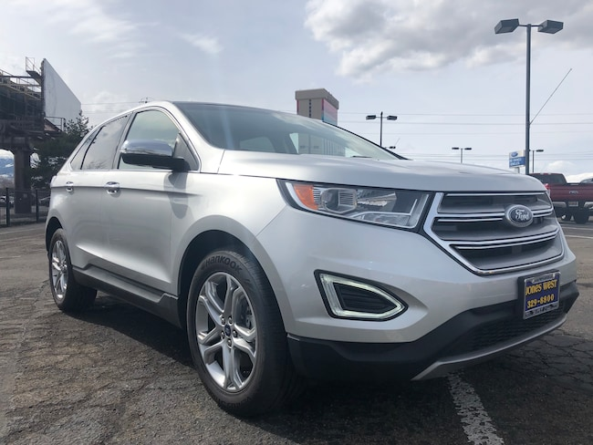 Used  2018 Ford Edge Titanium SUV for sale in Reno, NV