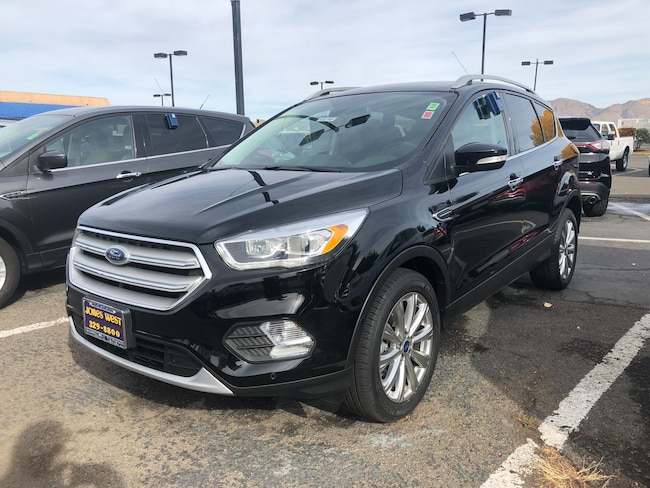 Used  2018 Ford Escape Titanium SUV for sale in Reno, NV