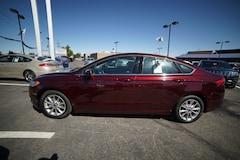New 2017 Ford Fusion SE Sedan for sale in Reno, NV