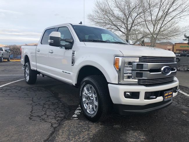 New 2019 Ford Superduty F-250 Limited Truck for sale in Reno, NV