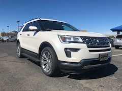 New 2018 Ford Explorer Limited SUV for sale in Reno, NV