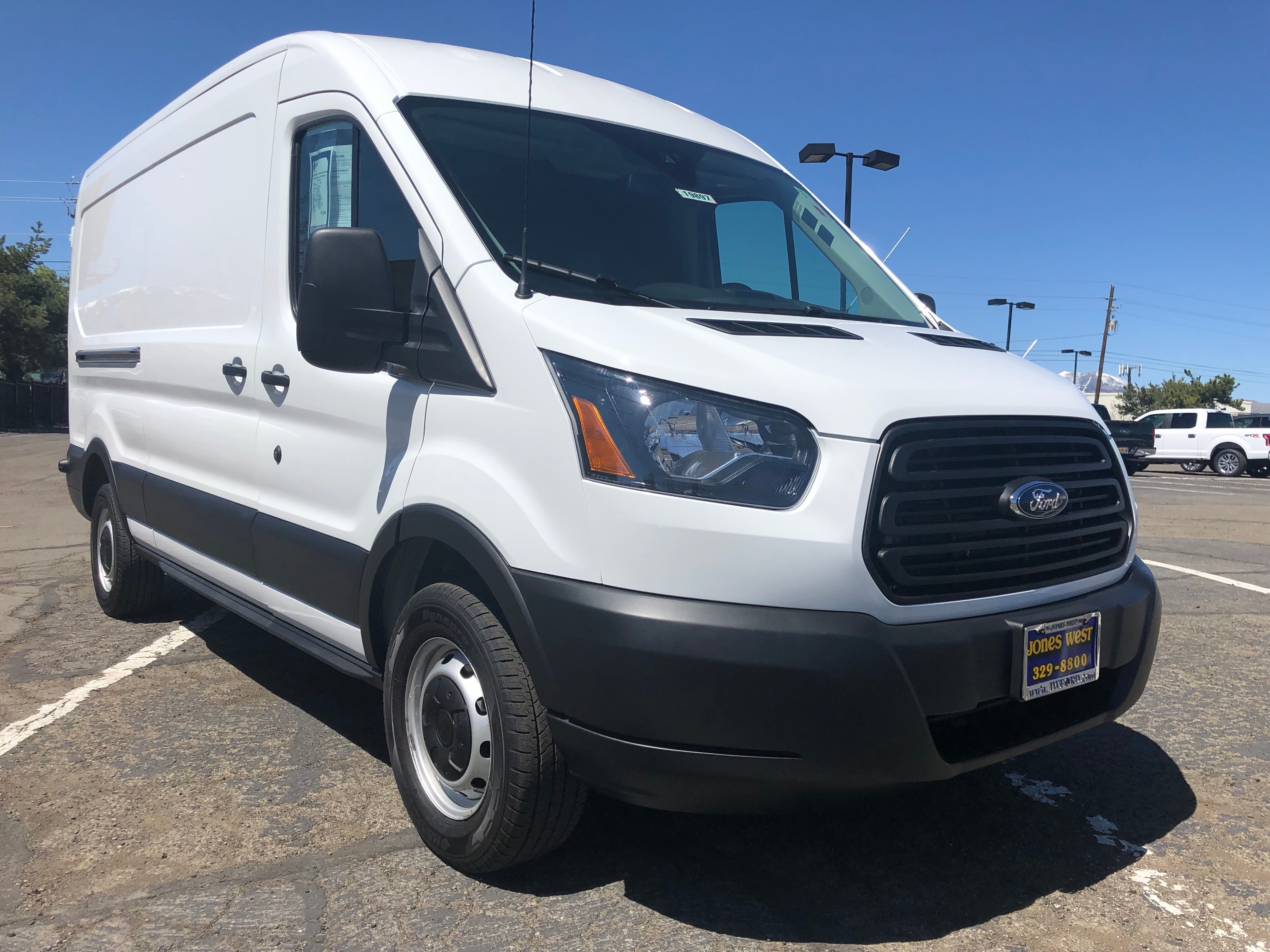 2019 Ford Transit-250 148 WB Medium Roof Cargo Cargo Van