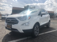 Used 2018 Ford EcoSport Titanium SUV MAJ6P1WL7JC212798 for sale in Reno, NV