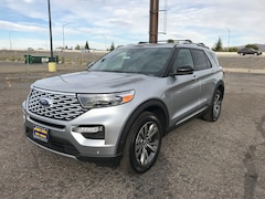 New 2020 Ford Explorer Platinum SUV 9255L for sale in Reno, NV