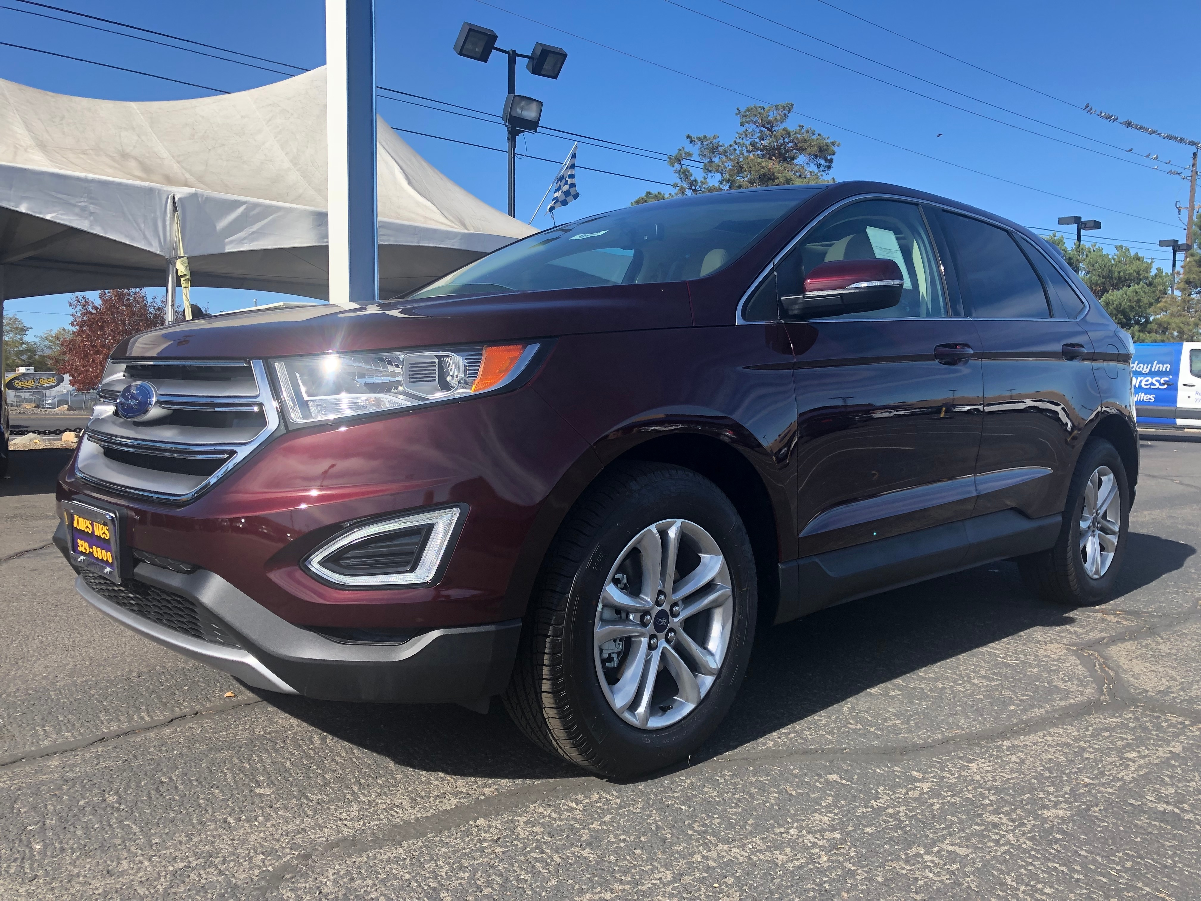 2018 Ford Edge Crossover