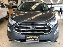New 2018 Ford EcoSport Titanium Crossover for sale in Reno, NV