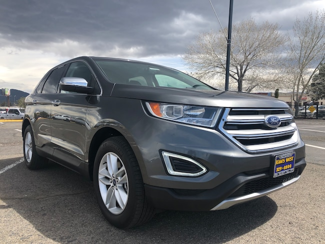 Used  2015 Ford Edge SEL SUV for sale in Reno, NV