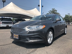 New 2018 Ford Fusion SE Sedan for sale in Reno, NV