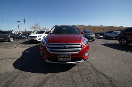 Featured New 2017 Ford Escape SE SUV for Sale in Reno, NV