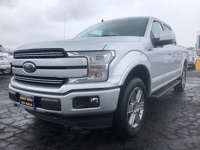 New 2019 Ford F-150 Lariat Truck for sale in Reno, NV