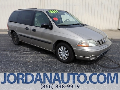Used 2003 Ford Windstar For Sale At Rfj Auto Partners Vin
