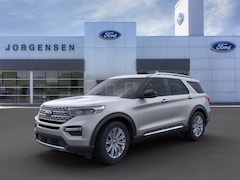 New 2021 Ford Explorer Limited SUV for sale in Detroit MI