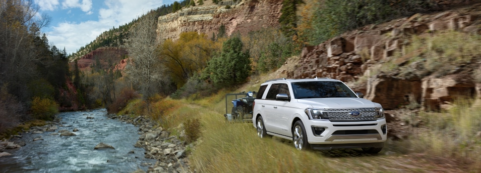 New 2020 Ford Expedition