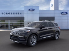 New 2021 Ford Explorer Platinum SUV for sale in Detroit MI