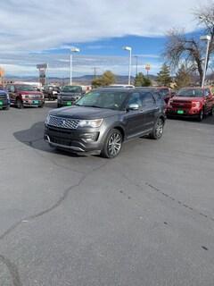 Used 2016 Ford Explorer Platinum SUV for Sale in Richfield, UT