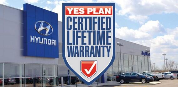 Yes Plan Certified Lifetime Warranty Near Dayton Oh