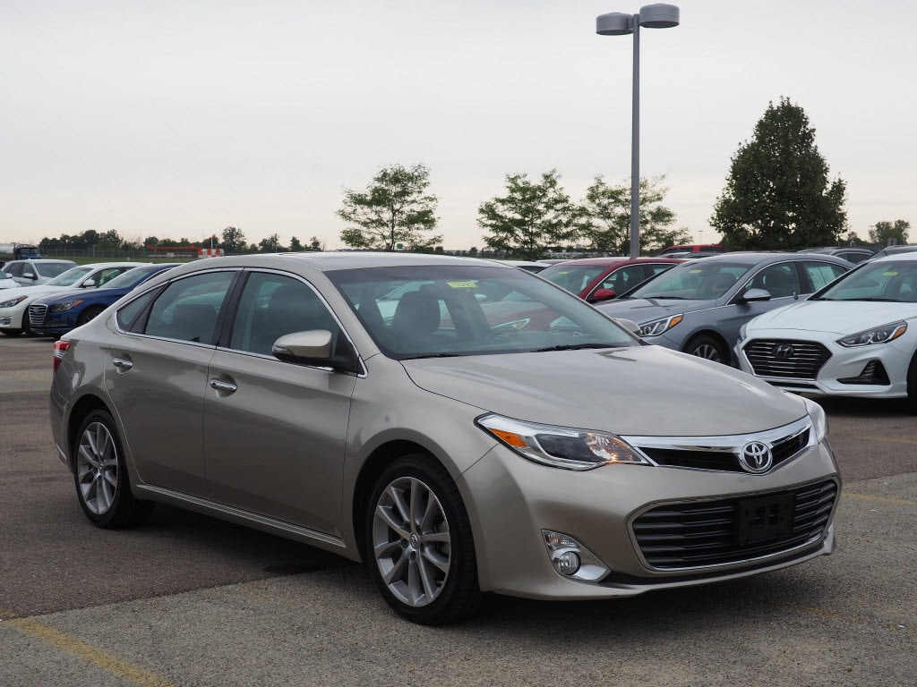 2015 Toyota Avalon XLE Touring Sedan