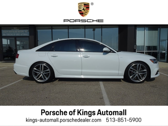 Used 2017 Audi S6 4.0T Prestige Sedan Cincinnati