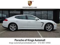 Used 2015 Porsche Panamera 4 Hatchback in Cincinnati