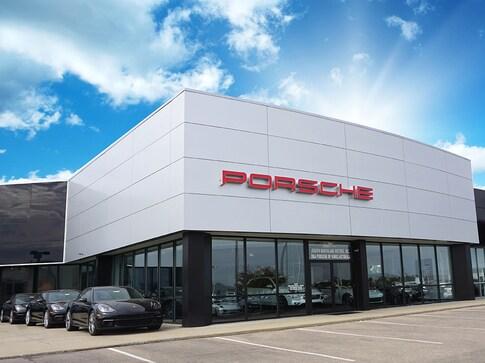 New Porsche & Used Car Dealer in Cincinnati, OH - Porsche of