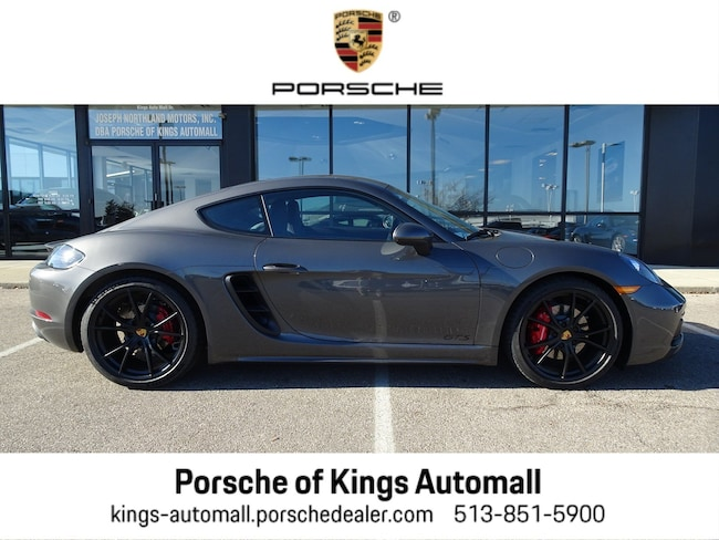 New 2019 Porsche 718 Cayman GTS Coupe Cincinnati