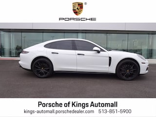 Certified Pre-Owned 2018 Porsche Panamera 4S Sedan for sale in Cincinnati