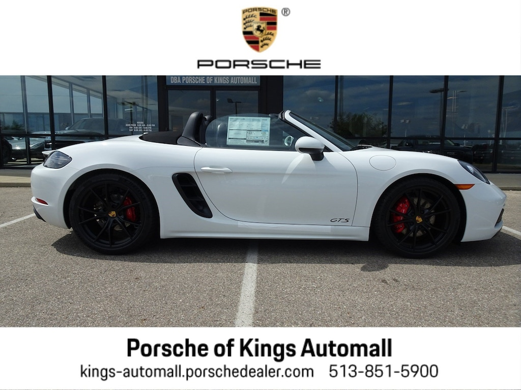 New 2019 Porsche 718 Boxster For Sale or Lease | Cincinnati OH | Near  Columbus & Dublin | 52172