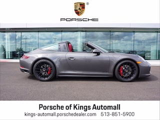 Certified Pre-Owned 2019 Porsche 911 Targa 4 GTS Coupe for sale in Cincinnati