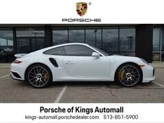 Used 2017 Porsche 911 Turbo S Coupe in Cincinnati