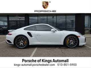 2017 Porsche 911 Turbo S Coupe for sale in Cincinnati