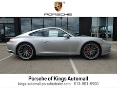 New 2019 Porsche 911 Carrera 4S Coupe for sale in Cincinnati