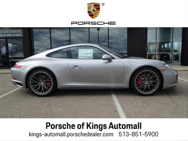 New 2019 Porsche 911 Carrera 4S Coupe Cincinnati