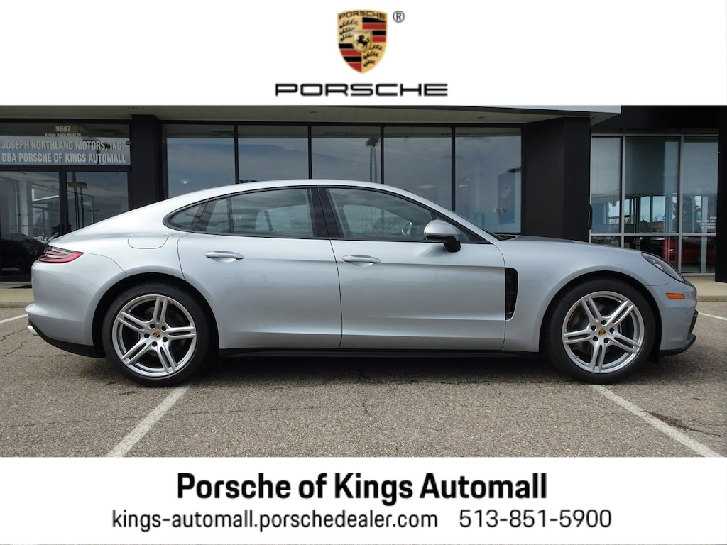 Porsche Panamera Lease >> New 2019 Porsche Panamera For Sale Or Lease Cincinnati Oh