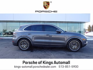 Certified Pre-Owned 2020 Porsche Cayenne S SUV for sale in Cincinnati