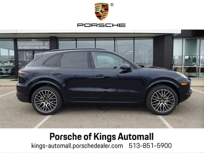 New 2019 Porsche Cayenne SUV Cincinnati