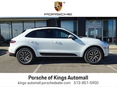 New 2018 Porsche Macan Sport Edition Sport Edition AWD for sale in Cincinnati