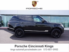Used 2017 Land Rover Range Rover 5.0L V8 Supercharged SUV in Cincinnati