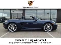 New 2019 Porsche 718 Boxster Cabriolet for sale in Cincinnati
