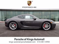 New 2021 Porsche 718 Cayman S Coupe for sale in Cincinnati