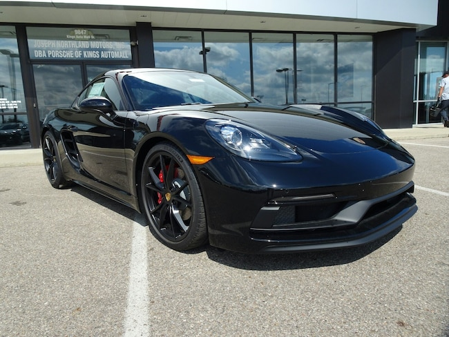 Used 2018 Porsche 718 Cayman GTS Coupe for Sale | Kings ...