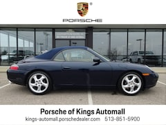 Used 1999 Porsche 911 Carrera Convertible in Cincinnati