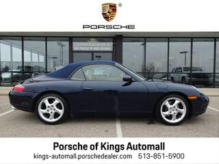 1999 Porsche 911 Carrera Convertible for sale near you in Cincinnati, OH