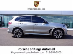 Used 2021 BMW X5 M SAV in Cincinnati