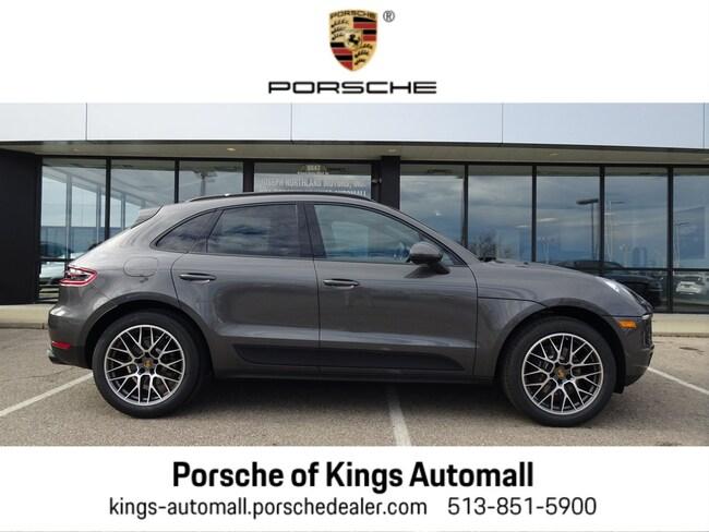 New 2018 Porsche Macan Sport Edition SUV Cincinnati