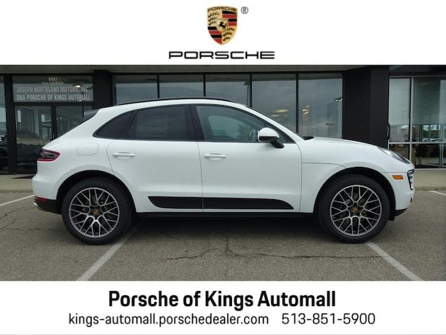 Used 2018 Porsche Macan SUV Cincinnati