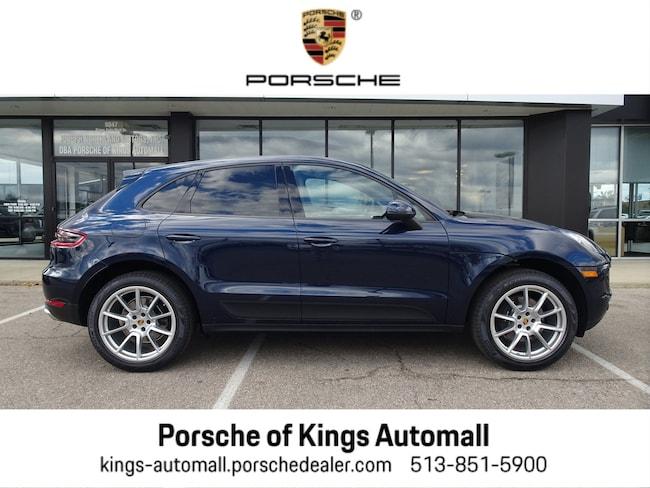 New 2018 Porsche Macan SUV Cincinnati