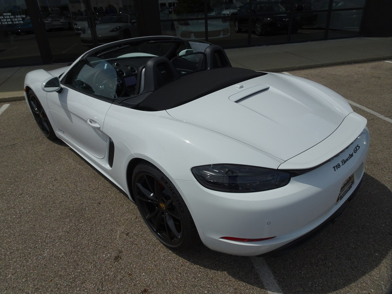 New 2019 Porsche 718 Boxster GTS Cabriolet for Sale | Kings