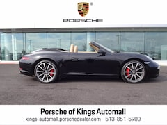 Used 2015 Porsche 911 Carrera S Cabriolet in Cincinnati